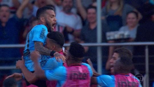 Bate-papo Esportivo: Daniel Alves e Rogério Ceni são destaques do fim de semana