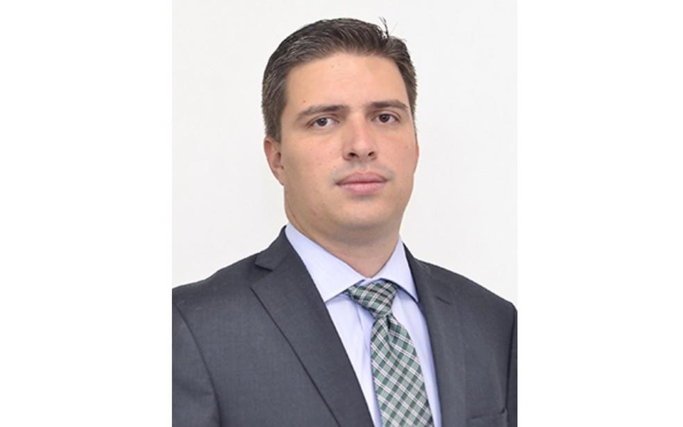 Deputado estadual Humberto Teófilo (PSL) — Foto: Reprodução/Alego