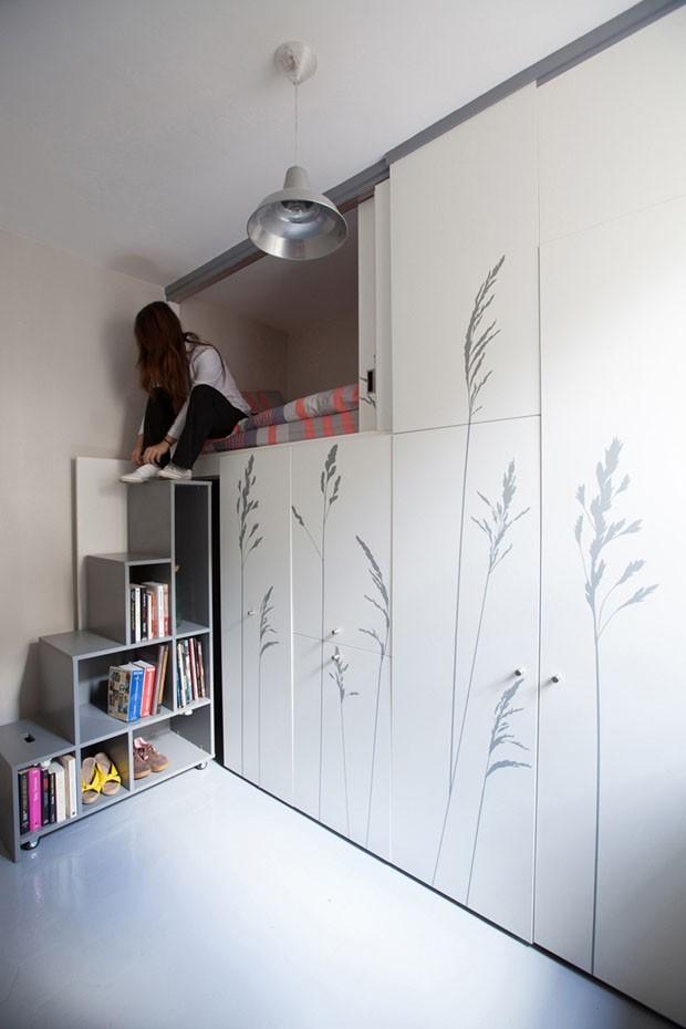 23 ideias de móveis planejados para apartamentos pequenos (Foto: Reprodução/Divulgação)