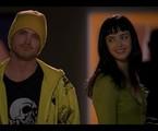 Aaron Paul e Krysten Ritter em 'Breaking Bad' | Divulgação