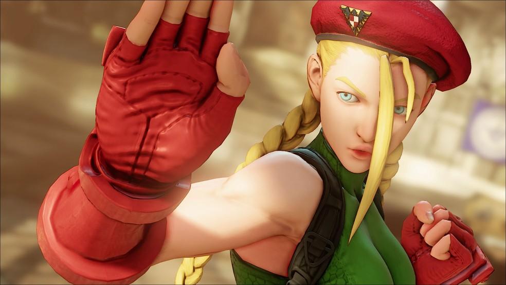 Street Fighter 5 está em promoção na semana de lançamento de MK 11 — Foto: Divulgação/Capcom