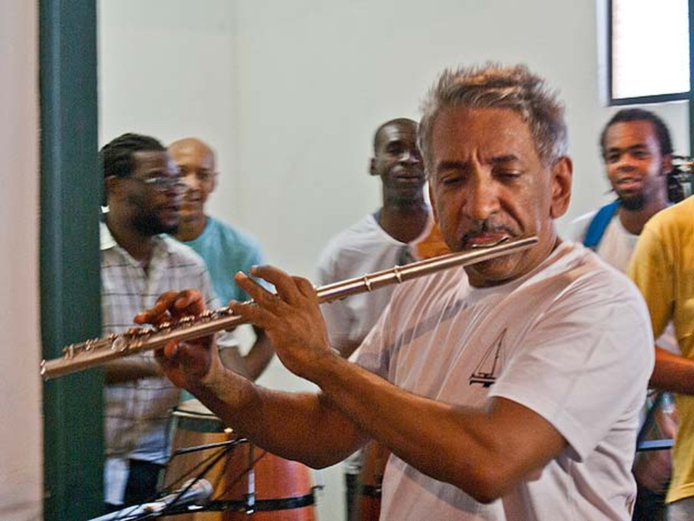 Morre músico Letieres Leite — Foto: Gustavo Mões/Divulgação