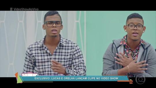 Lucas e Orelha lançam clipe para música 'Tempo ao Tempo'