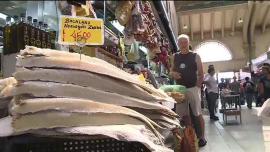 Paulistanos fazem compras de Páscoa de última hora