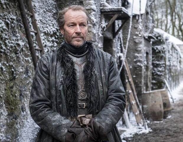 Iain Glen, o Jorah Mormont  de Game of Thrones (Foto: Dilvulgação/HBO)