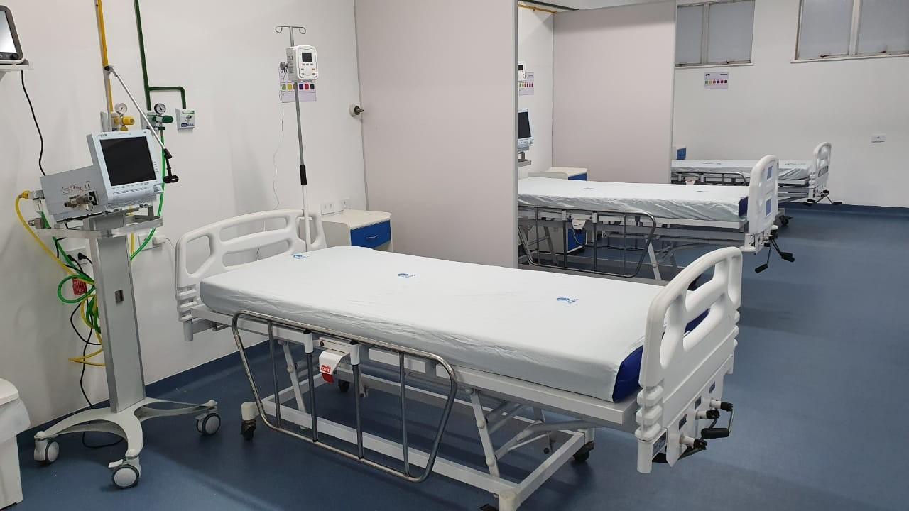 Santa Casa de Valença inaugura 20 leitos para pacientes com Covid-19; cidade tem mais de 700 casos confirmados