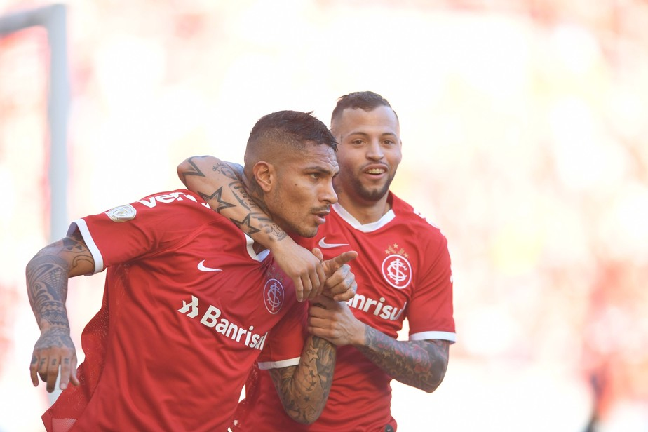 Atuações do Inter: Guerrero e Sarrafiore decidem e são os melhores em vitória sobre o Fla