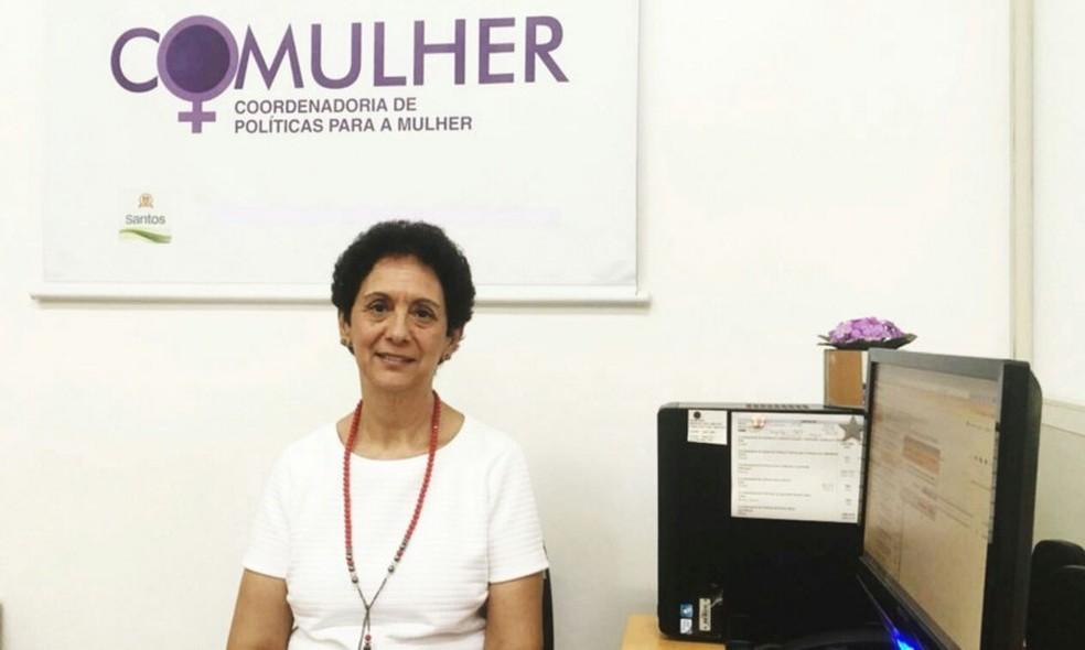 Assédio sexual e moral no local de trabalho é devastador para a mulher, afirma Diná Oliveira (Foto: Arquivo Pessoal)