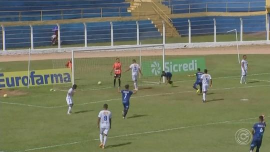 Londrina e Taboão da Serra vencem e se classificam na Copinha