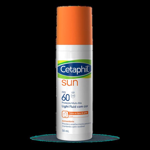 Cetaphil® Sun Antioxidante FPS60 (50 ml) (Foto: Divulgação)