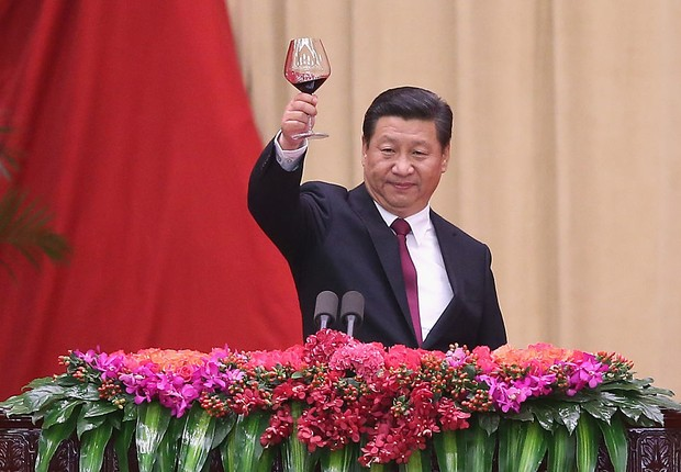 Xi Jinping, presidente da China (Foto: Feng Li/Getty Images)