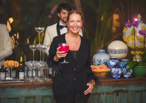 Vogue recebe marcas internacionais para jantar chez Donata Meirelles  (Foto: Ale Virgílio)