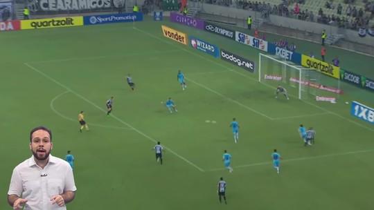 Top X: Os quatro gols mais bonitos de Ceará e Fortaleza até a 9ª rodada da Série A; assista