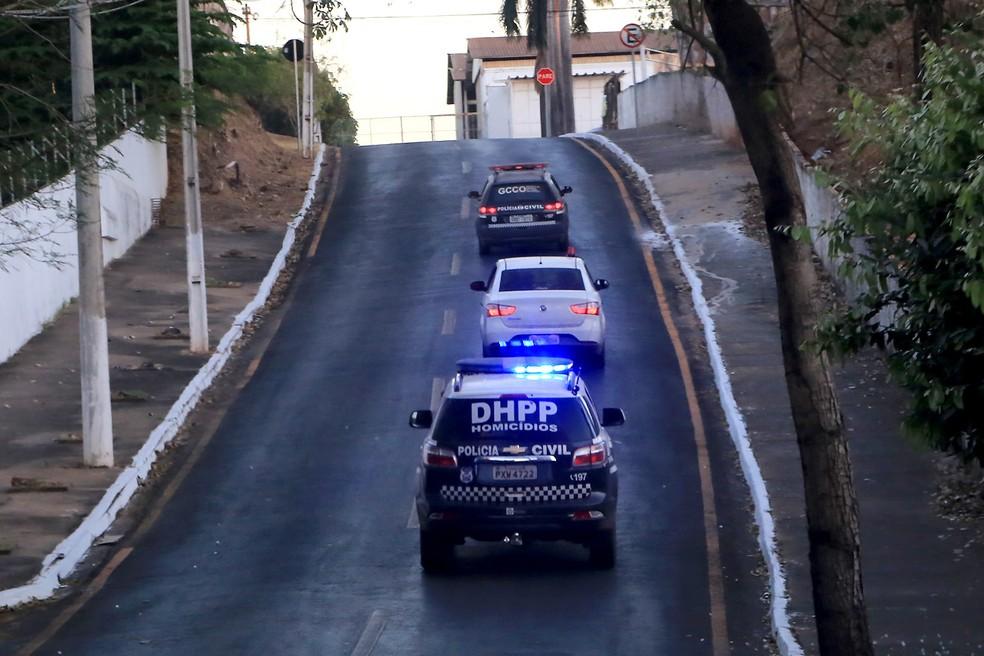 Operação foi deflagrada na terça-feira (3) (Foto: Polícia Civil/Divulgação)