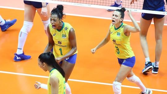 Foto: (Divulgação/FIVB)