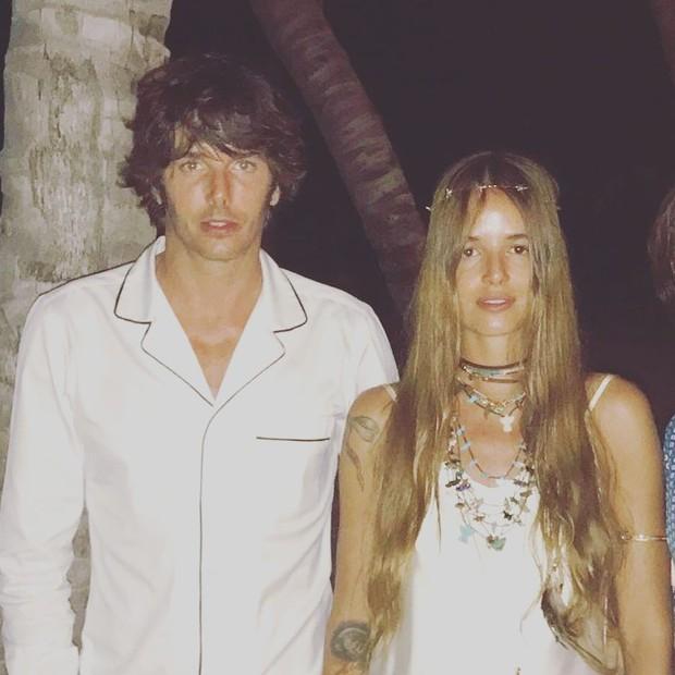 Nicolò Oddi e a irmã e sócia Carlotta Oddi (Foto: Reprodução/Instagram)