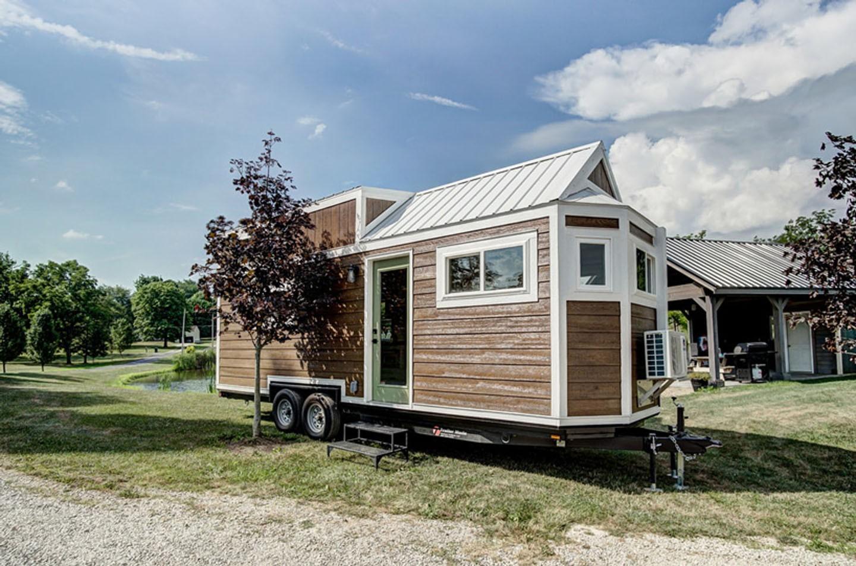 Casas portáteis: projetos para um vida nômade (Foto: divulgação)