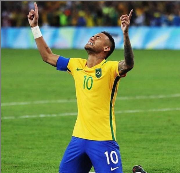 Pai Posta Mensagem Motivacional Para Neymar E Fala Sobre