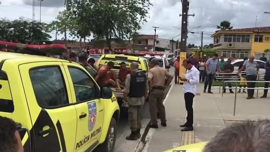Suspeitos de assalto em rodovias são presos em São Luís do Quitunde, AL