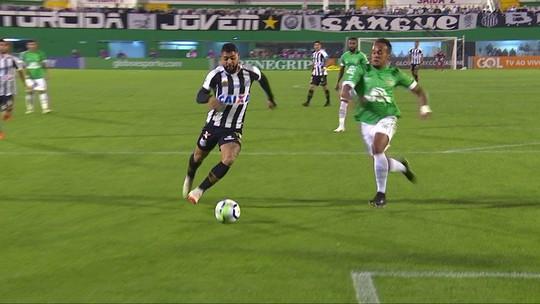 Análise: é hora de Jair Ventura pensar em tirar Gabigol do time do Santos
