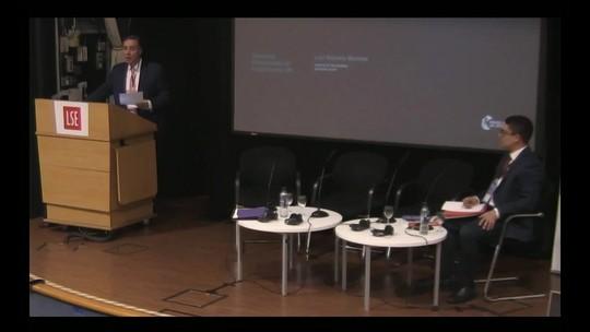 Barroso defende reforma da Previdência durante evento em Londres