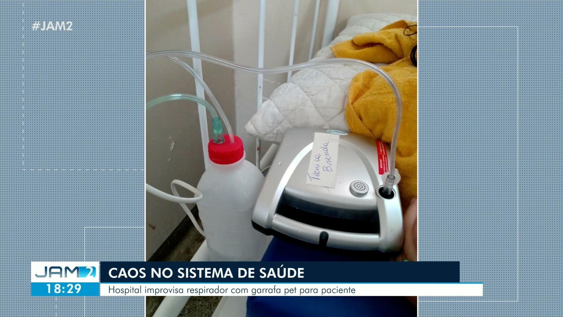 VÍDEOS: Hospitais no AM seguem com escassez de oxigênio; veja destaques do JAM 2