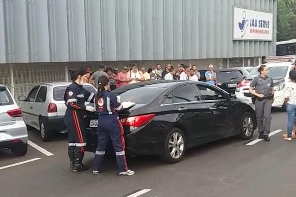 Motorista foi assassinado em suposta briga de trânsito em São Carlos — Foto: A Cidade ON/São Carlos