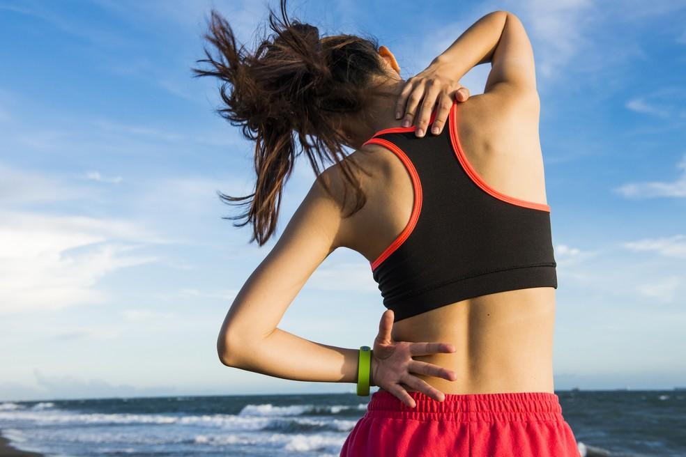 Atletas têm usado CBD no tratamento de dores decorrentes de exercícios intensos (Foto: Istock)