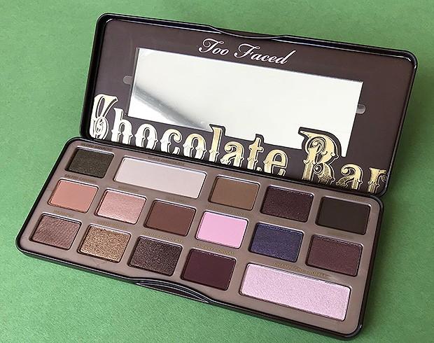 Paleta de sombras Chocolate Bar, Too Faced (Foto:  Editora Globo)
