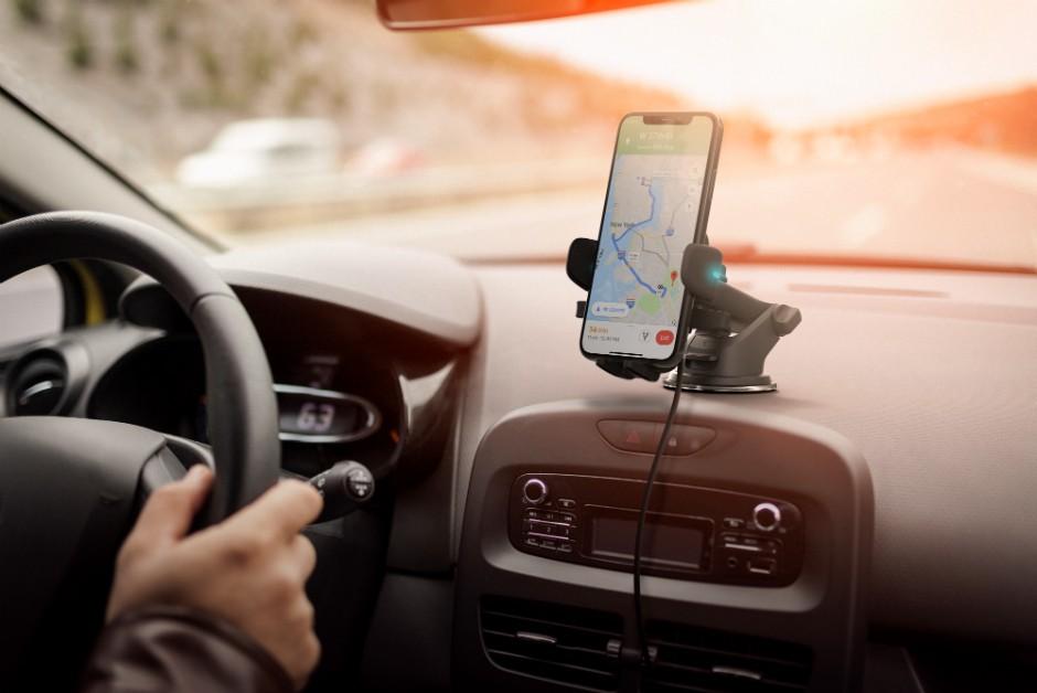 Suporte de celular para carro da iOttie Easy One Touch Connect (Foto: Divulgação)