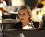 Diane Kruger em cena de The bridge | Divulgação