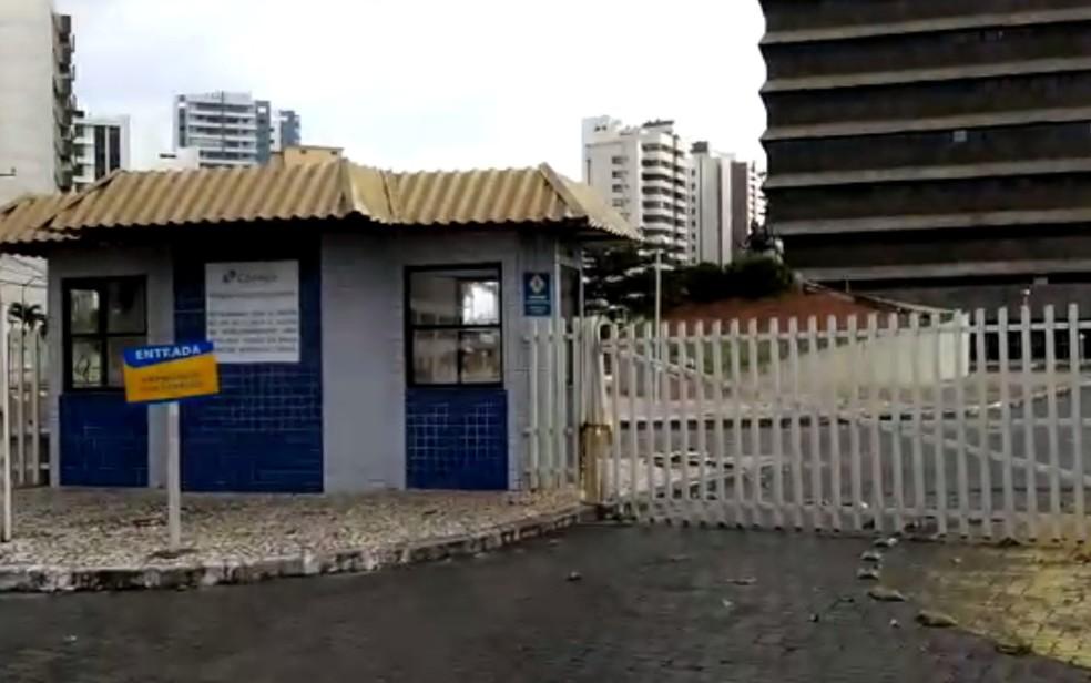 Agência central dos Correios na Pituba, em Salvador (Foto: Divulgação/ Sincotelba)