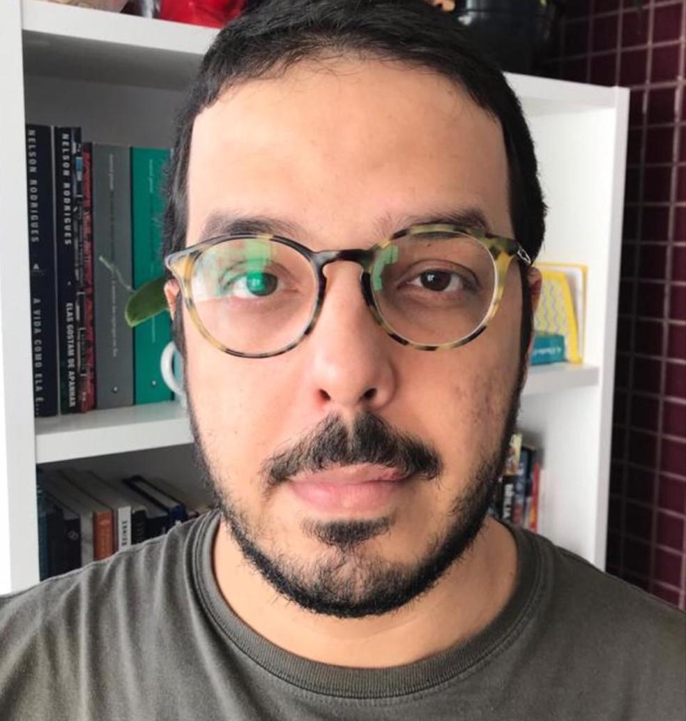 Mateus de Mattos Souza fala sobre dificuldade dos casais durante a pandemia — Foto: Mateus de Mattos Souza/divulgação