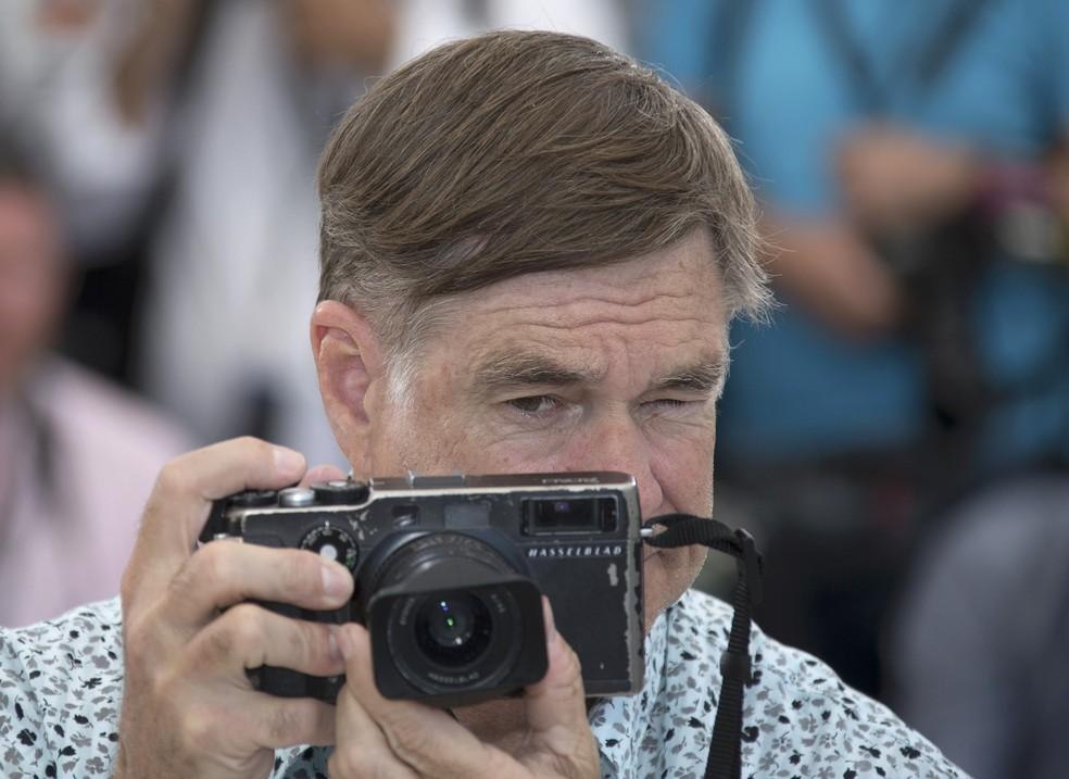 -  O diretor Gus Van Sant durante o 68º Festival de Cinema de Cannes  Foto: REUTERS/Yves Herman