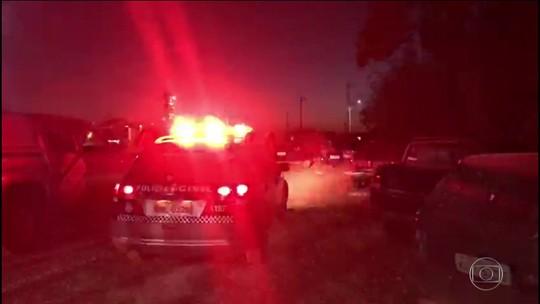 Grupo de traficantes que agia como milícia é alvo de operação em Mato Grosso