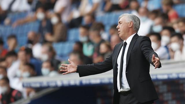 Time de Carlo Ancelotti agora soma duas derrotas seguidas na temporada