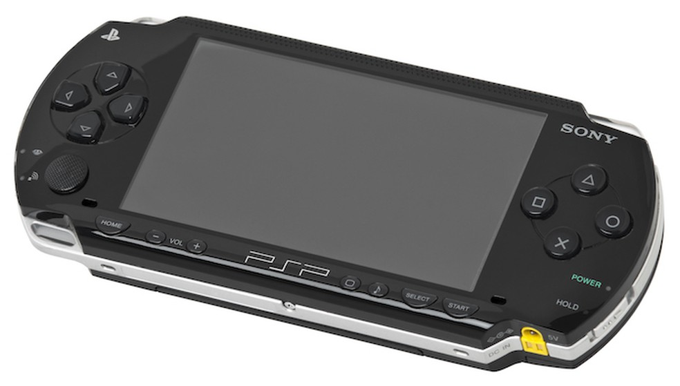 The PSP was the gateway to Sony in the midst of portable video games - Photo: Reproduction / Sony