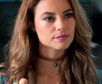 Paolla é Melissa em 'Além do tempo' | Reprodução