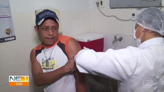 Postos de saúde de Paulista têm reforço de estoque da vacina tríplice viral