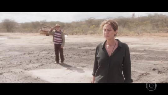 Atuação de Patricia Pillar em 'Onde Nascem os Fortes' emociona internautas