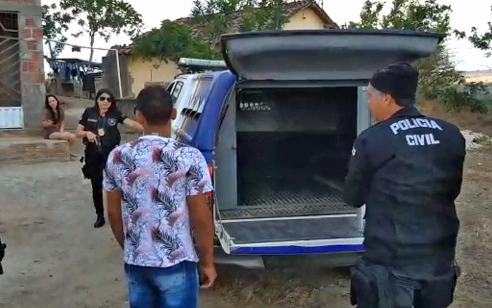 Operação Anticorrupção tem como alvo organização criminosa que atuou em crimes contra o instituto de previdência de Orobó, no Agreste de Pernambuco — Foto: Polícia Civil/Divulgação