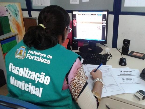 Procon Fortaleza autua lojas e site por fraude na Black Friday (Foto: Procon/Divulgação)