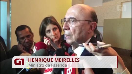 Se equilíbrio fiscal exigir, pode haver alta de impostos, diz Meirelles