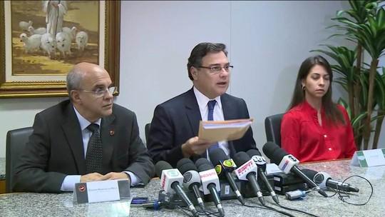 Flamengo entrega dossiê ao MP sobre confusão no Maracanã