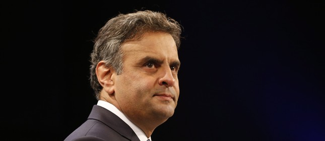 Aécio Neves (Foto: Alexandre Cassiano)