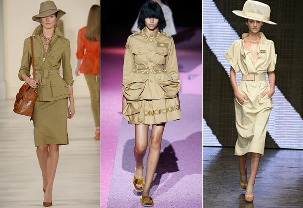 Look militar (Foto: Getty Images)