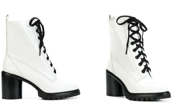 Bota branca Marc Jacobs (Foto: Reprodução Farfetch)