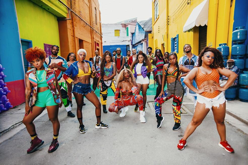 No single 'Gueto', Iza quis recriar sua história em Olaria, zona norte do Rio de Janeiro — Foto: Divulgação/Rodolffo Magalhães