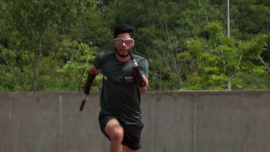 Yohansson Nascimento inova e aposta em próteses no Mundial de Atletismo Paralímpico de Dubai