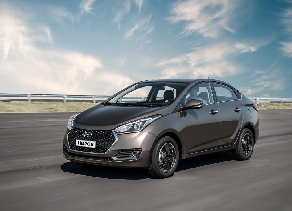 Hyundai HB20S 2019 (Foto: Divulgação)